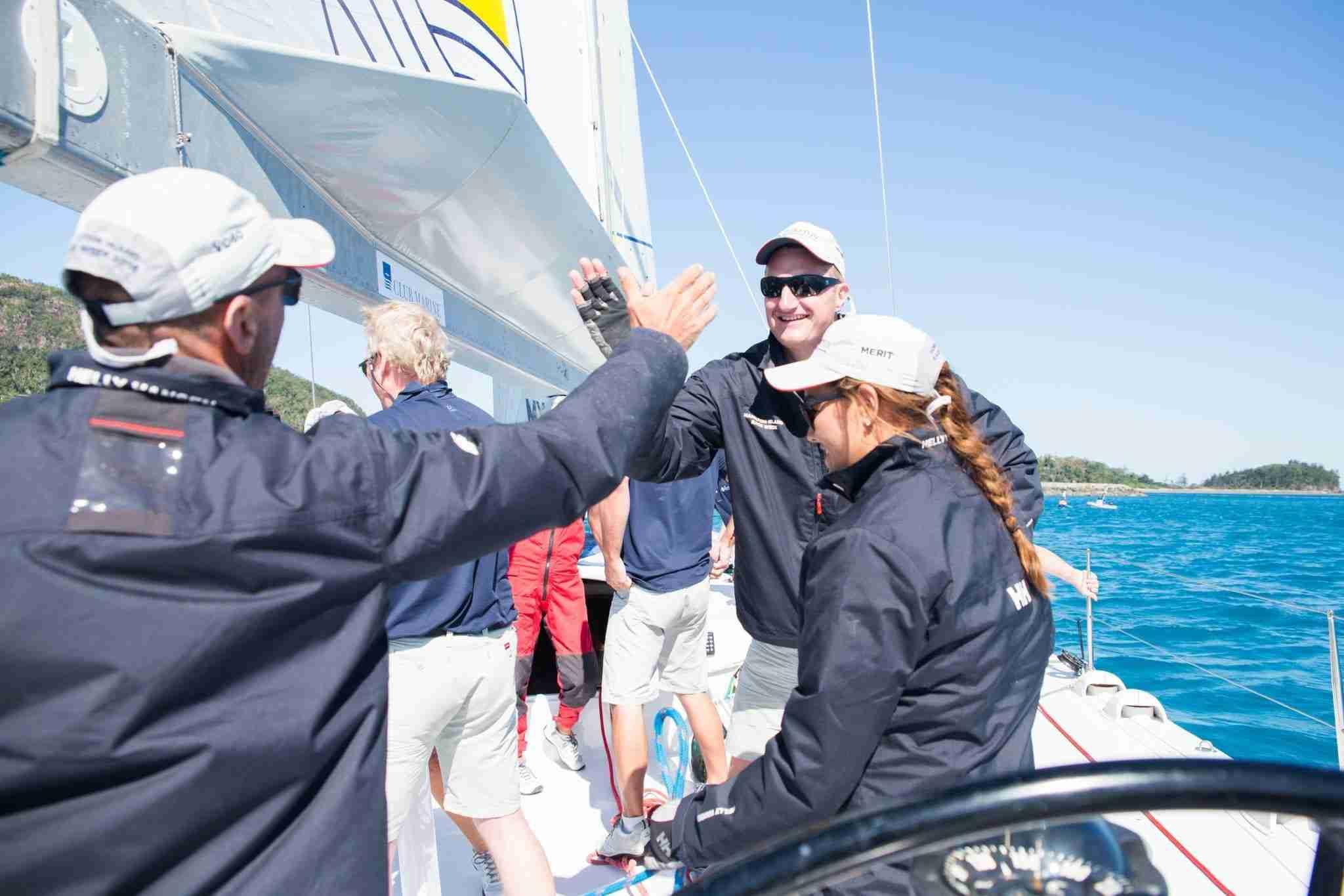 2020 Brisbane to Gladstone Yacht Race - Grand Prix Yachting